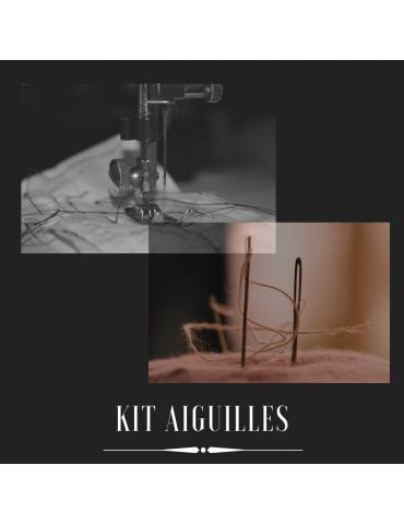 Le kit aiguilles / qualité...
