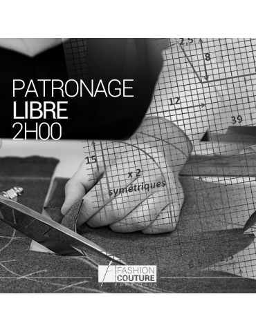 Patronage Adulte Libre 2h00