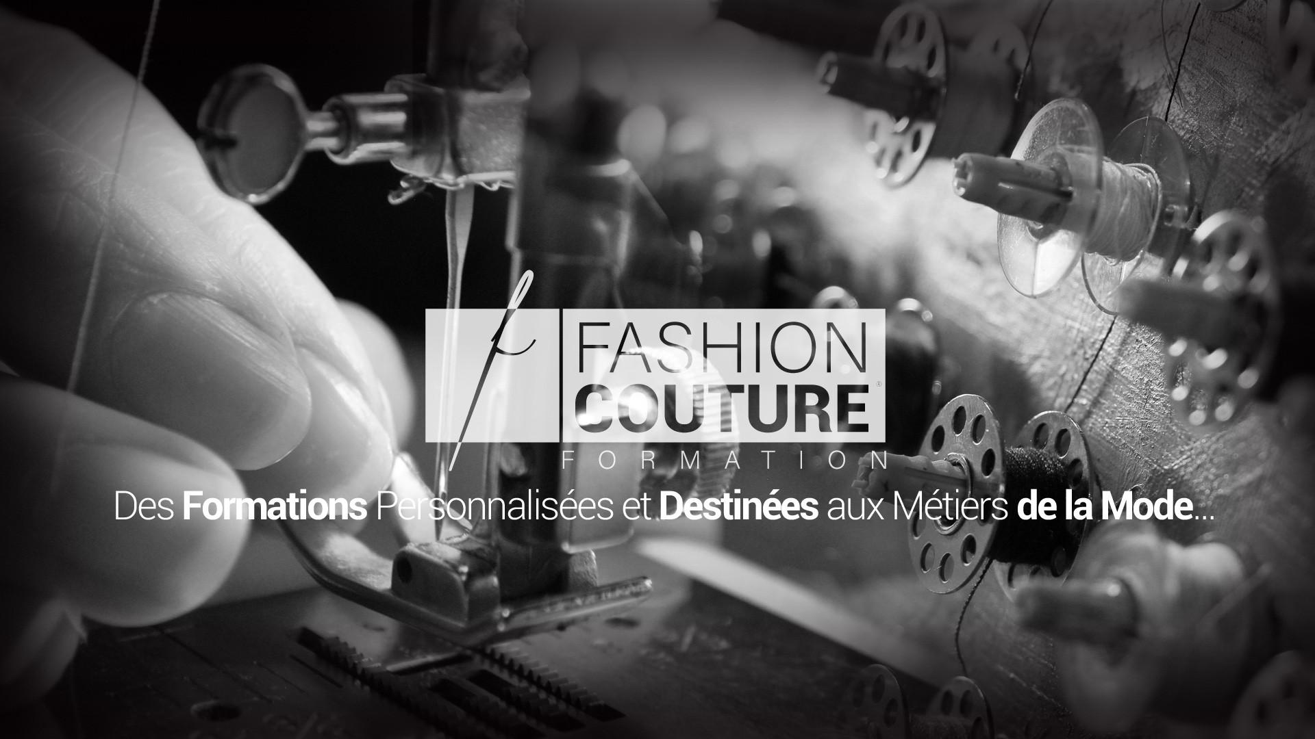 Des Formations Personnalisées et Destinées aux métiers de la mode...